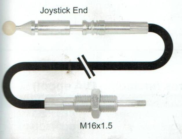 Tractor Joystick And Cables : Met joystick cable e c pratt co ltd