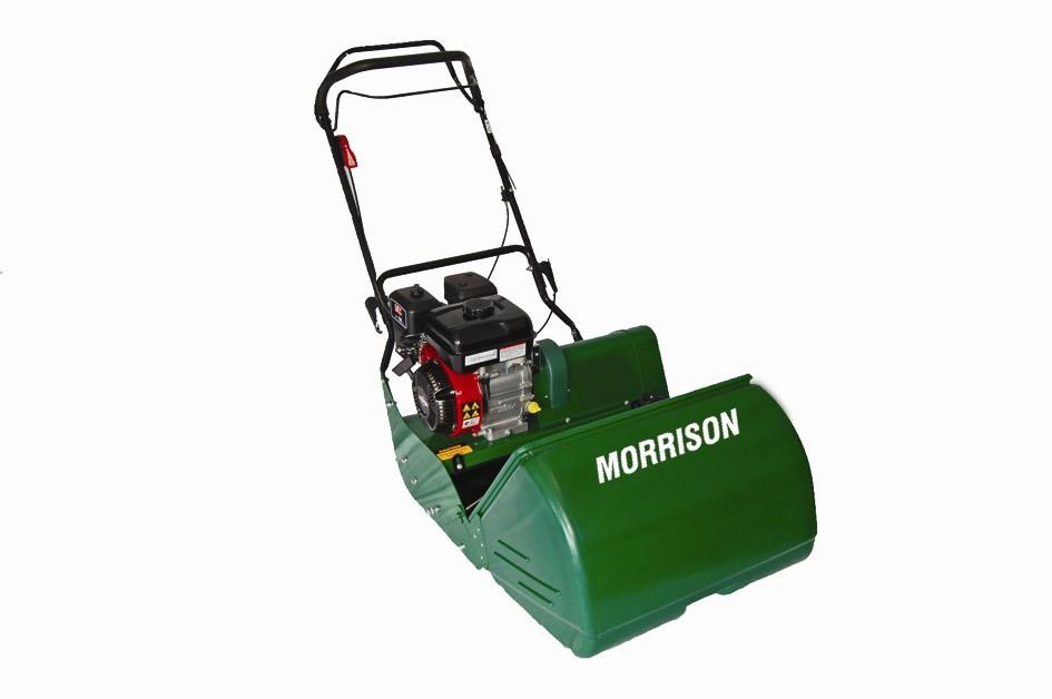 Morrison LM500H 50cm Self Propelled Petrol Cylinder Mower