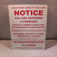 Public Liability