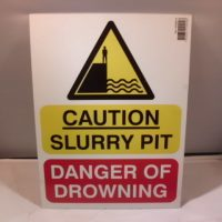 Slurry Pit